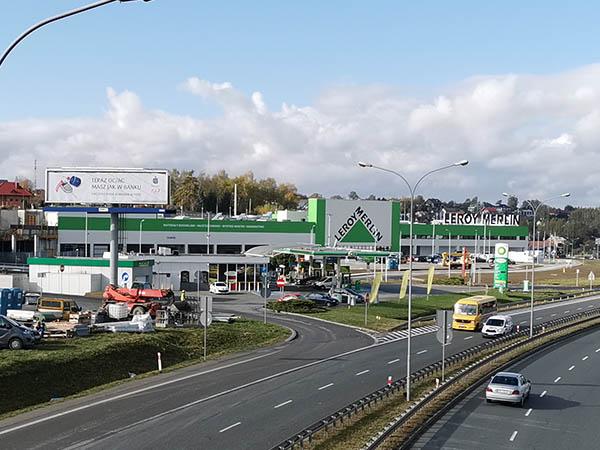 Projektowanie ogrodu Leroy Metlin Kraków