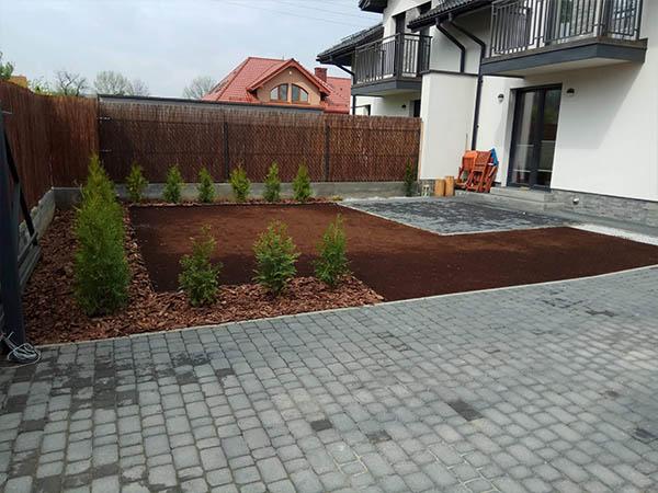 Projekt Nowoczesnego Ogrodu - Aurora Kraków